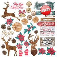 Christmas Fairytales 20 x 20 cm - paperikokoelma