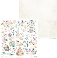 Cute & Co by Mintay 12x12 - paperikokoelma