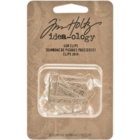 Tim Holtz Idea-ology: Gem Clips