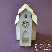 Church 3D - leikekuviopakkaus
