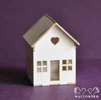 House #1 3D - leikekuviopakkaus