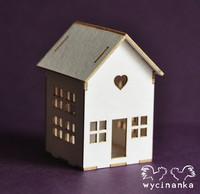 House #2 3D - leikekuviopakkaus