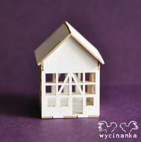 House #3 3D - leikekuviopakkaus