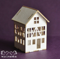 House #4 3D - leikekuviopakkaus