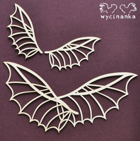 Around The Steampunk: Bat Wings - leikekuviopakkaus