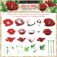 The Ton: Fresh Cut Poppies
