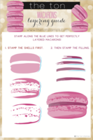 The Ton: Macarons