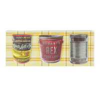 Architextures Trinkets:  Old Tin Cans