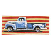 Architextures Trinkets:  Old Blue Truck