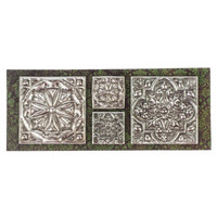 Architextures Trinkets:  Tin Ceiling Tiles