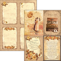 Creative Pad : Autumn Whispers
