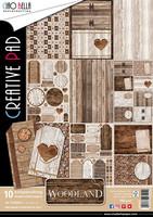 Creative Pad : Woodland