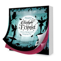 Perfect Backgrounds Stamping Pad:  Twilight Forest