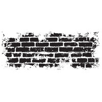 Clear Stamps: Brick Wall