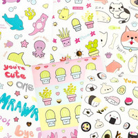 Recollections: Kawaii Cute Stuff -tarrakirja
