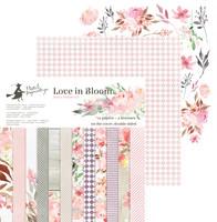 Love In Bloom 12x12 - paperikokoelma