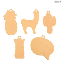 Flea Market Fancy Charms: Llama
