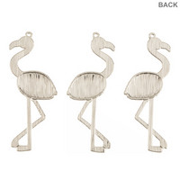 Flea Market Fancy Charms: Flamingo