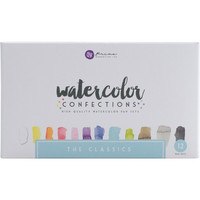 Watercolor Confections: The Classics