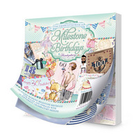 The Square Little Book of Milestone Birthdays