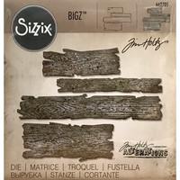 Sizzix Bigz: Planks by Tim Holtz -stanssi