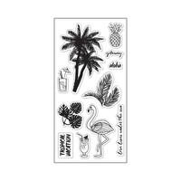 Fiskars: Tropical Getaway - kirkas leimasinsetti