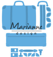 Creatables: Suitcase -stanssisetti