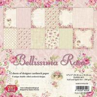 Bellissima Rosa 12x12 - paperikokoelma