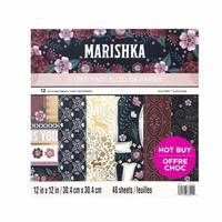 Marishka 12x12 - paperilehtiö