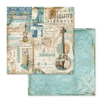 Music 12 x 12 paperikokoelma