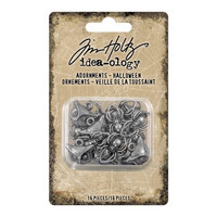 Tim Holtz Idea-ology: Adorments Halloween