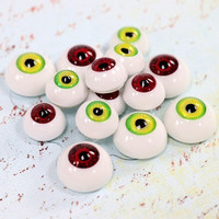 Recollections Halloween:  Eye Balls