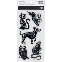Halloween Clear stamps: No Bones About It  - leimasinsetti