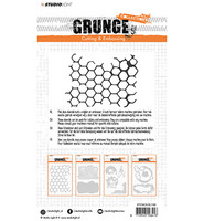 Grunge Collection: Honeycomb #149 - stanssi