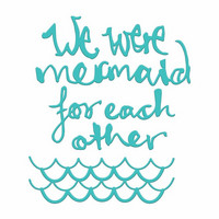 Jane Davenport : Mermaid For Each Other  - stanssisetti