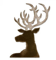 Sizzix Bigz: Dashing Deer -stanssi