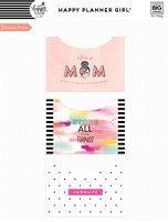 The Happy Planner Girl: Adhensive Pockets Super Mom