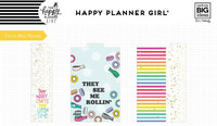 The Happy Planner Girl: Mini Dashboards  Miss Maker