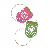 Thinlits: Papel Picado Banners  -stanssisetti