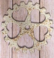MBoss: Vintage Ivory -kohojauhe