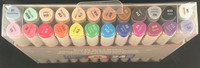 Artist's Loft Dual Tip Sketch Markers 24 pc  - tussipakkaus