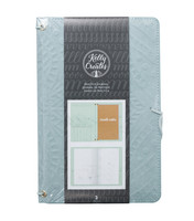 Kelly Creates: Teal Practice Journal