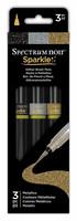 Spectrum Noir Sparkle:  Metallics