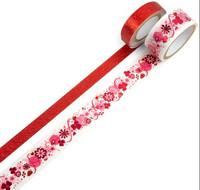 Planner Washi Tape: Floral Valentine  - pakkaus
