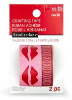 Planner Washi Tape: Lips Valentine  - pakkaus