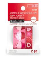 Planner Washi Tape: Valentine Scented Cupcake  - pakkaus
