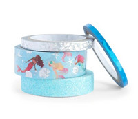 Planner Washi Tape: Glitzy Mermaid - pakkaus
