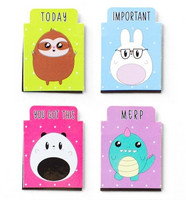 Sweet Kawaii Design Magnetic Bookmarks  - koristepakkaus