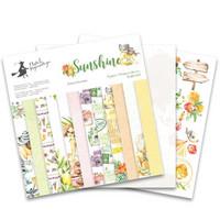 Sunshine 12x12 - paperikokoelma