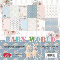 Baby World 12x12 - paperikokoelma